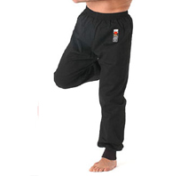 Kung Fu Martial Arts - Black Kung Fu Trousers